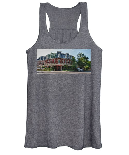 Prince Of Wales Hotel 9000 Women's Tank Top