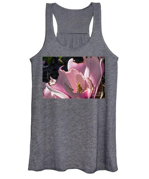 Ragged Magnolia Women's Tank Top
