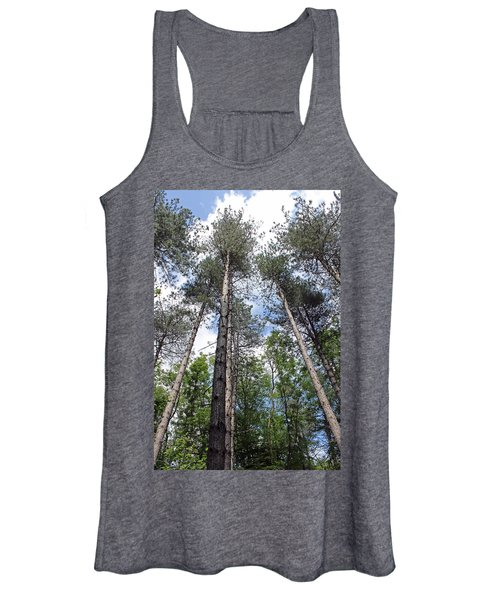 Reach For The Sky Women's Tank Top