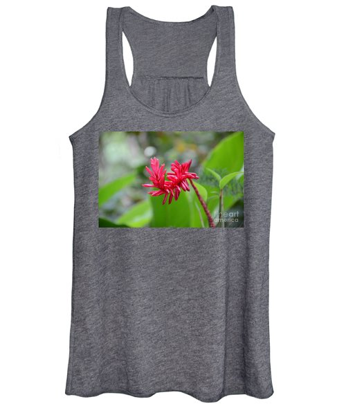 Red Ginger Women's Tank Top