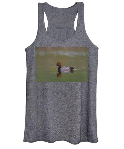 Redhead Duck Women's Tank Top