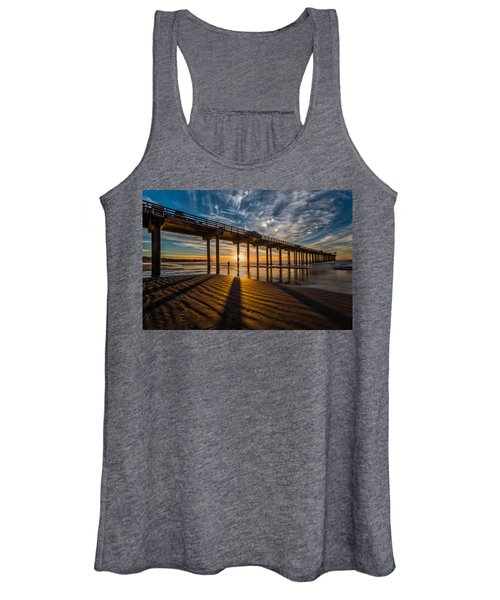 Reflection And Shadow Women's Tank Top