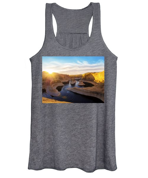 Reflection Canyon Women's Tank Top
