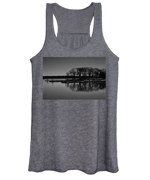 Reflections Of Water Women's Tank Top