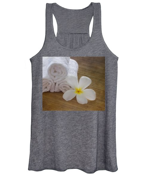 Relax At The Spa Women's Tank Top