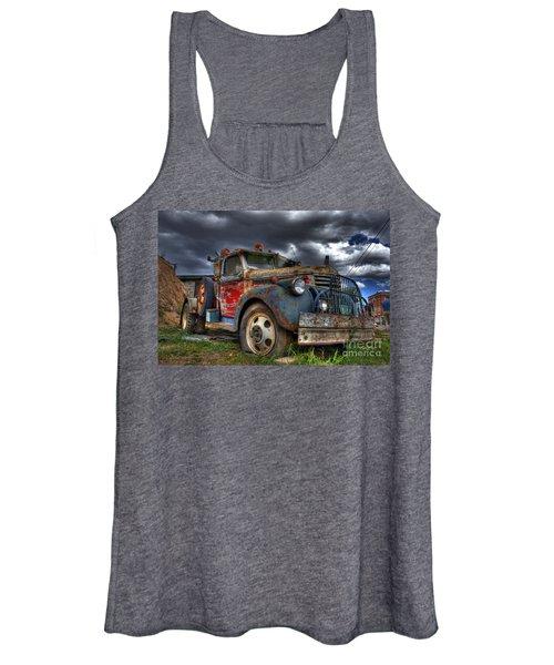 Retired Women's Tank Top