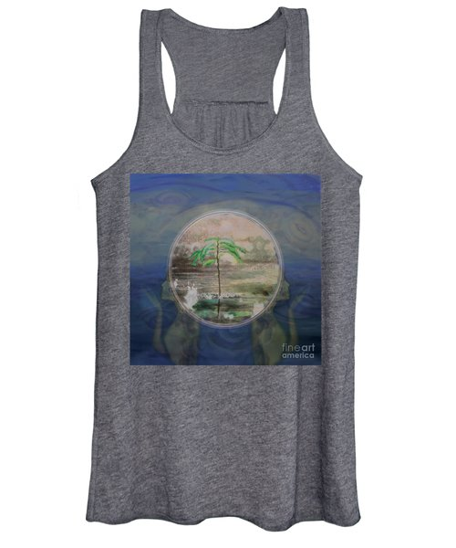 Return To A Half Remembered Dream Women's Tank Top