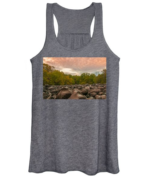 Ringing Rock Women's Tank Top