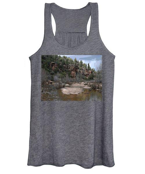 River View Women's Tank Top