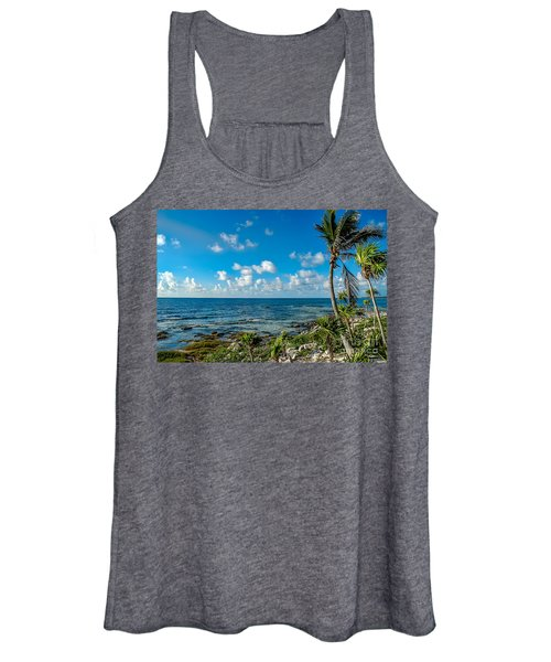Cave Diving Country Women's Tank Top
