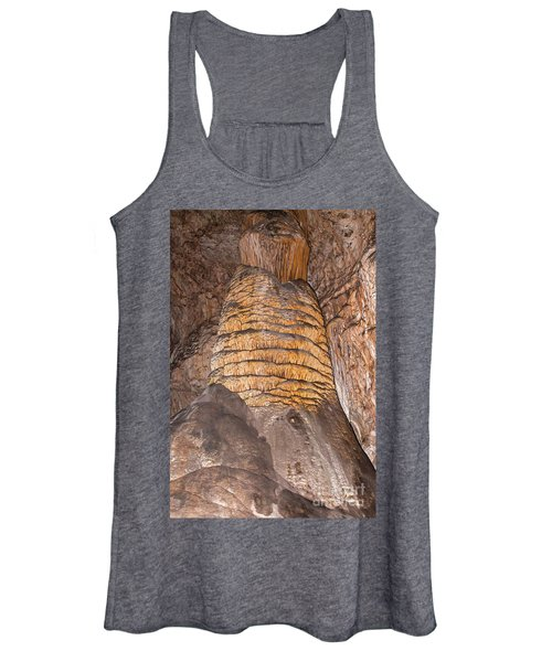 Rock Of Ages Carlsbad Caverns National Park Women's Tank Top