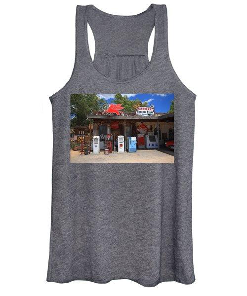 Route 66 - Hackberry General Store Women's Tank Top