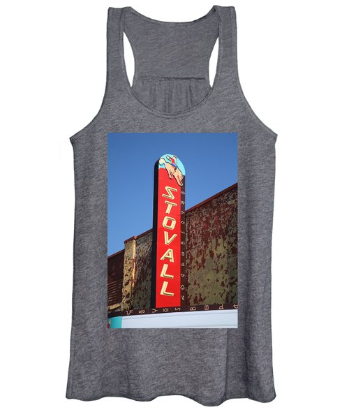 Route 66 - Stovall Theater Women's Tank Top