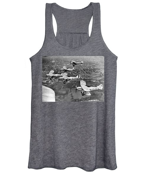 Royal Air Force Formation Women's Tank Top