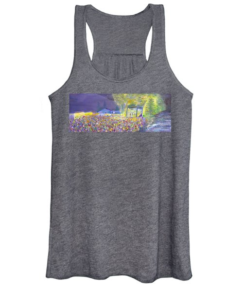 Head For The Hills At The Mish 2011 Women's Tank Top