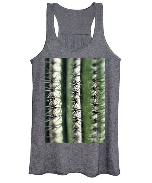 Saguaro Catus Needles Women's Tank Top