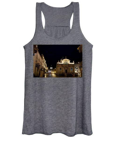 Saint Blaise Church - Dubrovnik Women's Tank Top