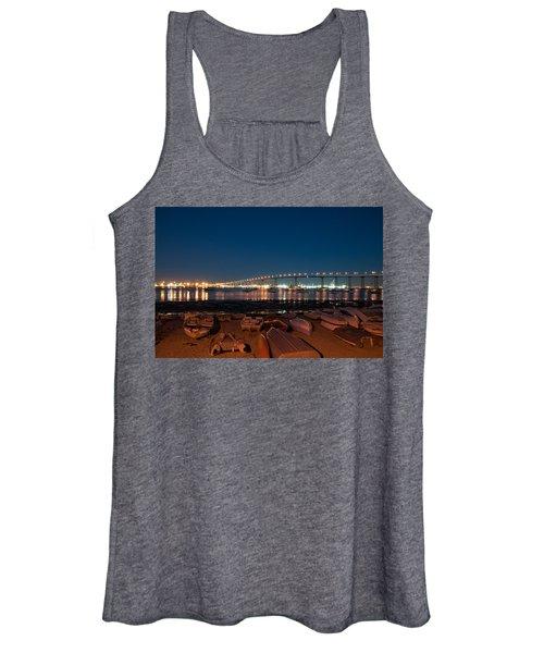 San Diego Bridge  Women's Tank Top