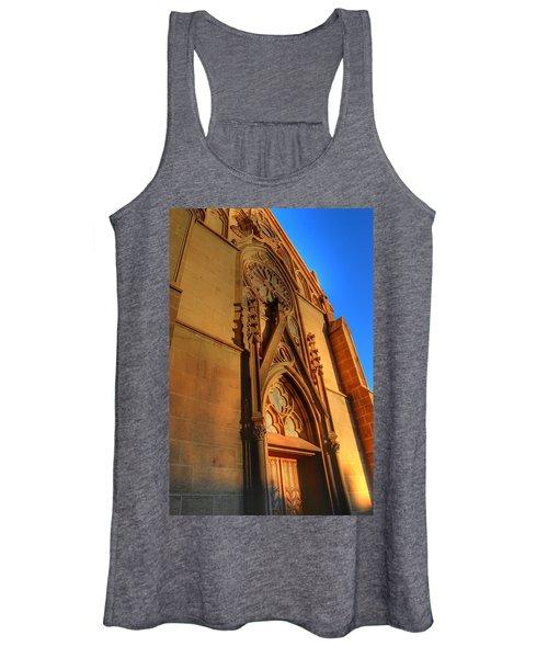 Santa Fe Church Women's Tank Top