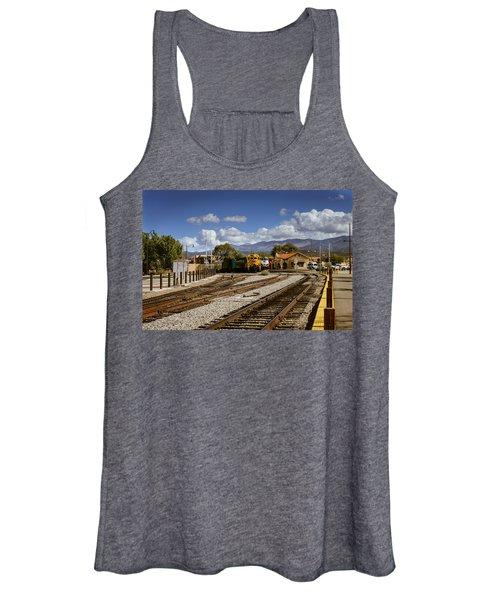 Santa Fe Rail Road Women's Tank Top