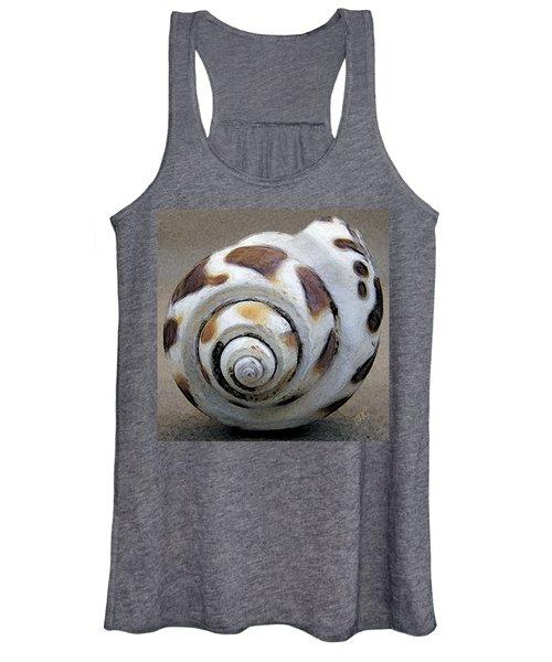 Seashells Spectacular No 2 Women's Tank Top
