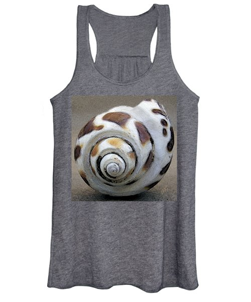 Seashells Spectacular No 2 Women's Tank Top