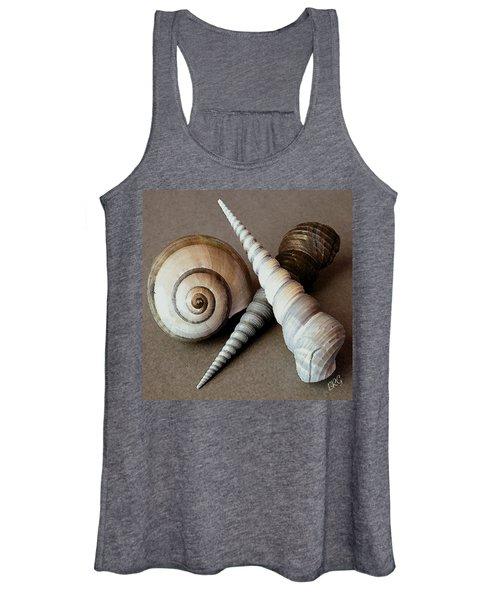 Seashells Spectacular No 24 Women's Tank Top