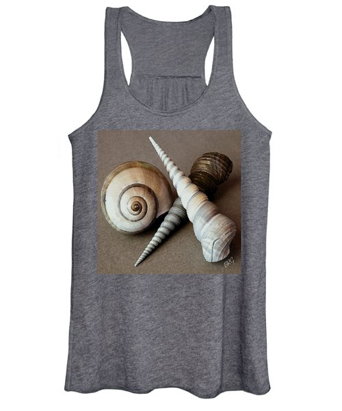 Seashells Spectacular No 24 Women's Tank Top