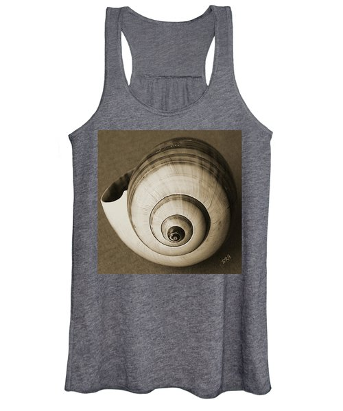 Seashells Spectacular No 25 Women's Tank Top