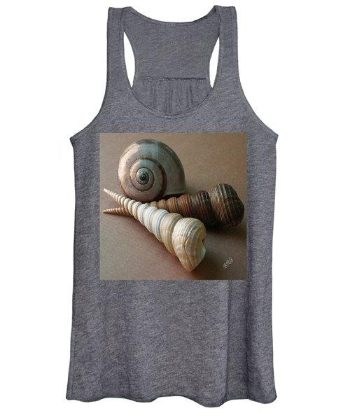 Seashells Spectacular No 29  Women's Tank Top