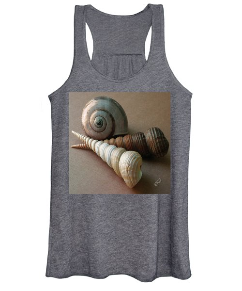 Seashells Spectacular No 29  Women's Tank Top