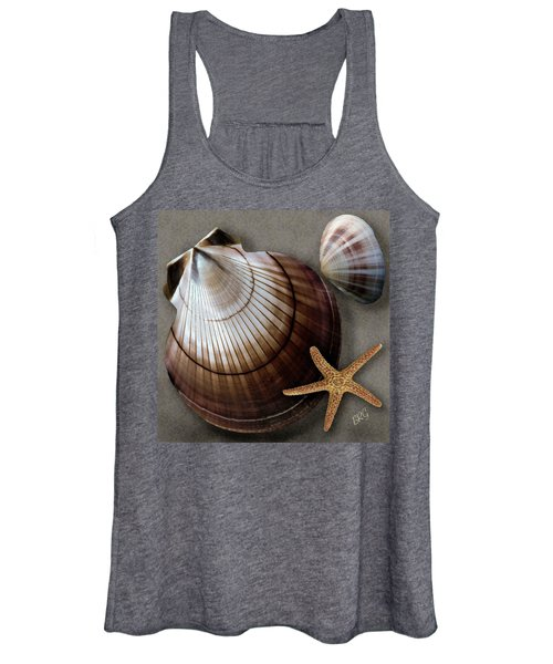 Seashells Spectacular No 38 Women's Tank Top