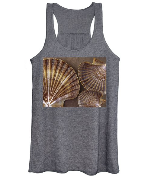 Seashells Spectacular No 7 Women's Tank Top