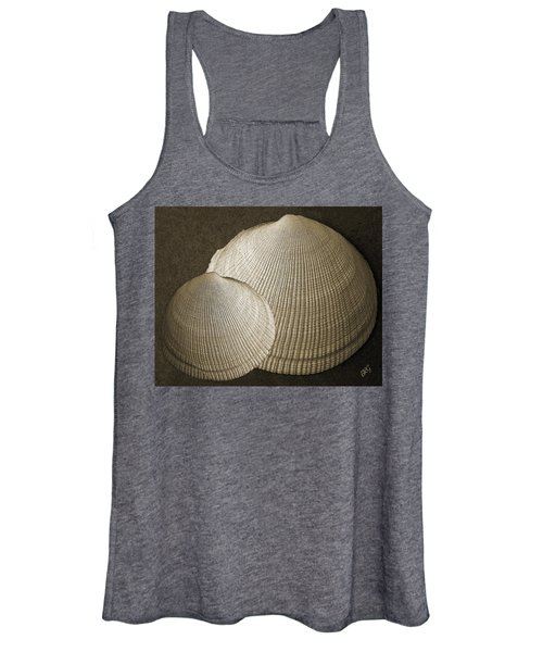 Seashells Spectacular No 8 Women's Tank Top