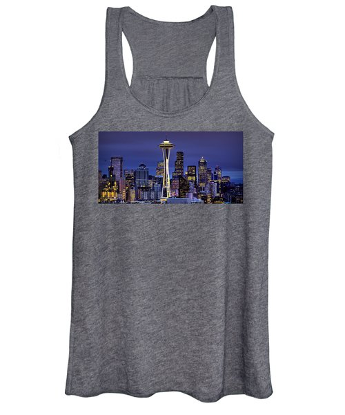 Seattle Skies Women's Tank Top