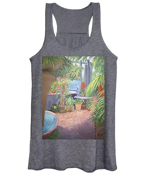 Secret Garden Women's Tank Top