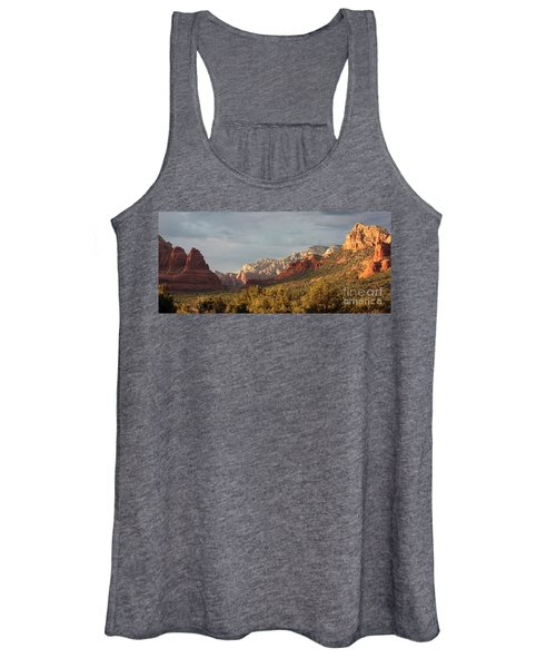 Sedona Sunshine Panorama Women's Tank Top