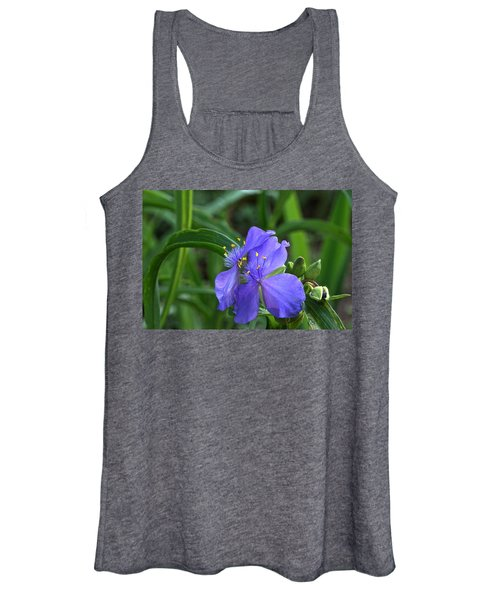 September Song Of The Hoverfly Women's Tank Top