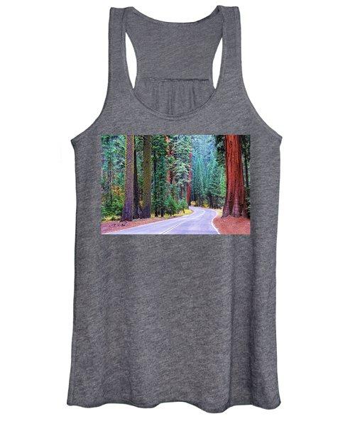 Sequoia Hwy Women's Tank Top