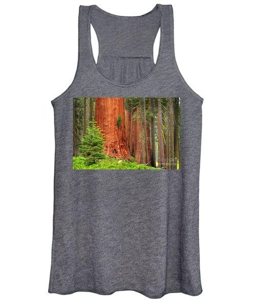 Sequoias Women's Tank Top