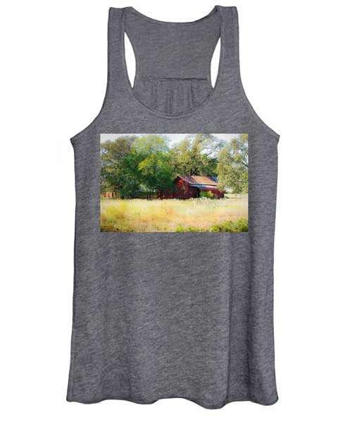 Sheltered Women's Tank Top