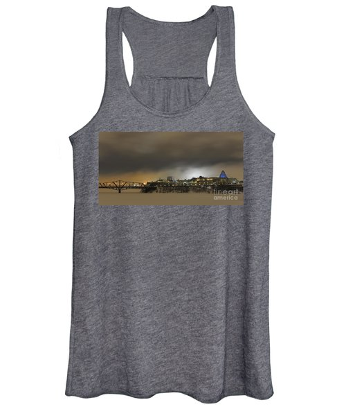 Shimmer Of Pearl.. Women's Tank Top