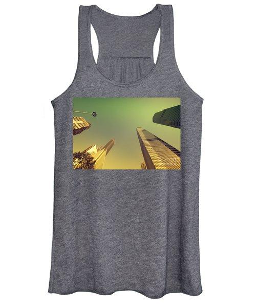 Skyscraper Women's Tank Top