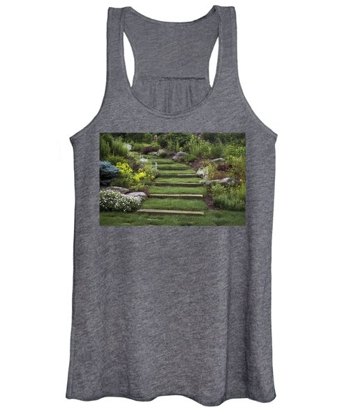 Soft Stairs Women's Tank Top