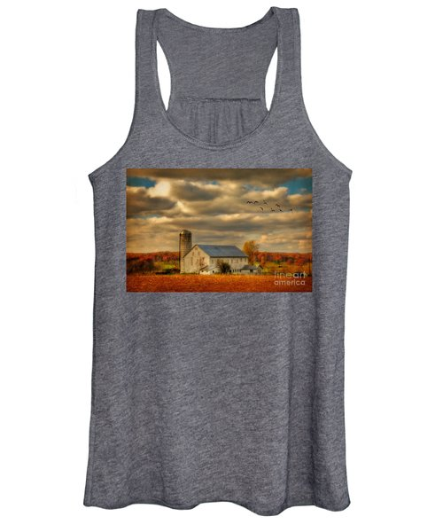 South For The Winter Women's Tank Top