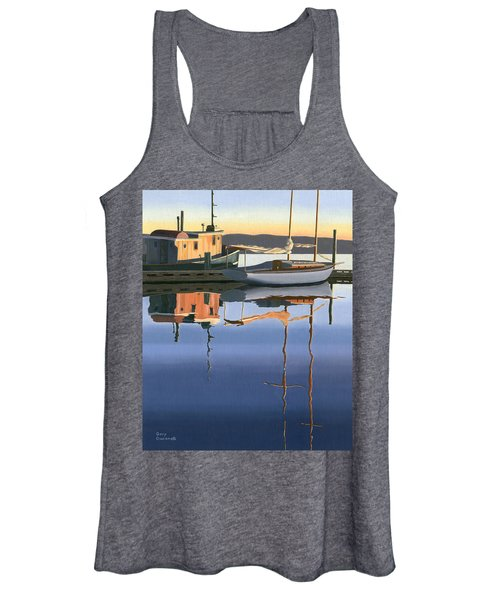 South Harbour Reflections Women's Tank Top