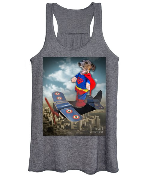 Speedolini Flying High Women's Tank Top
