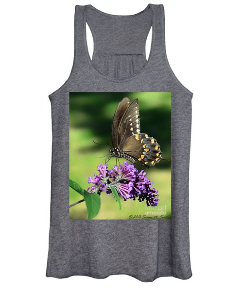 Spicebush Swallowtail Women's Tank Top