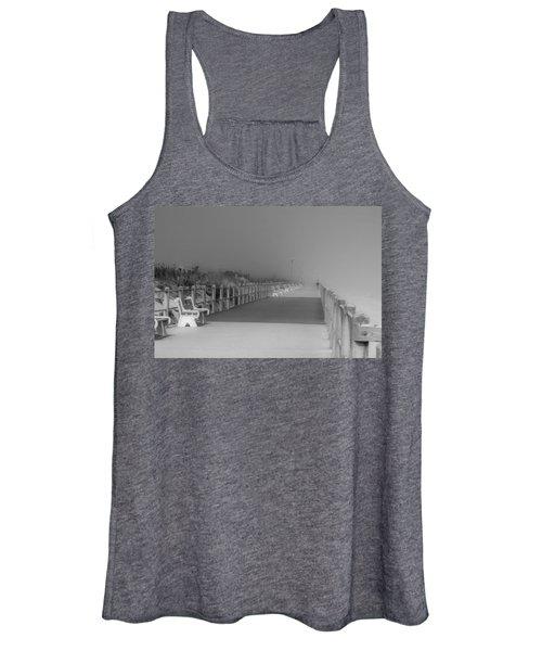 Spring Lake Boardwalk - Jersey Shore Women's Tank Top