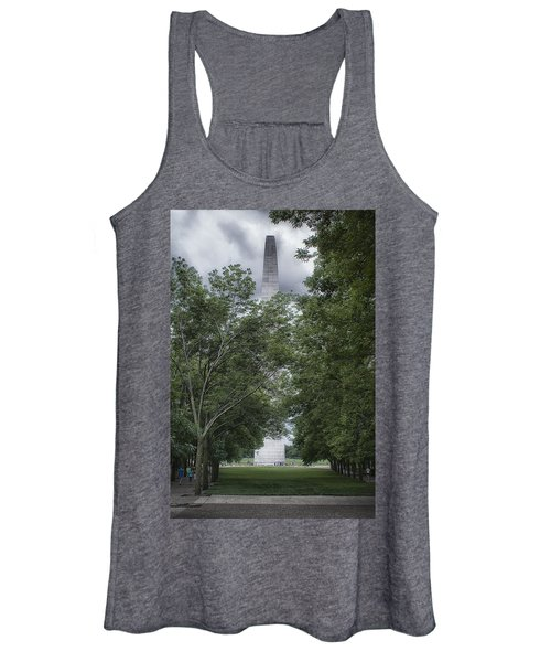 St Louis Arch Women's Tank Top